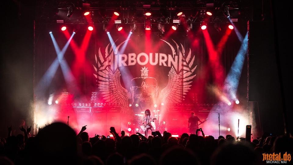 Airbourne - Deutschlandtour 2019