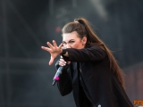 Amaranthe auf dem Summer Breeze Open Air 2018