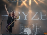 Gyze auf dem Summer Breeze Open Air 2018