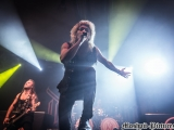 Kissin Dynamite auf dem Metal Crash Festival 2017