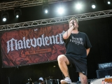 Malevolence auf dem Summer Breeze Open Air 2018