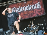 Malevolence auf dem Summer Breeze Open Air 2018