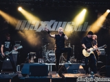 Maxxwell auf dem Zons Rockt 2017