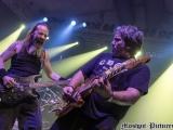 Rebellion auf dem Metal Crash Festival 2017