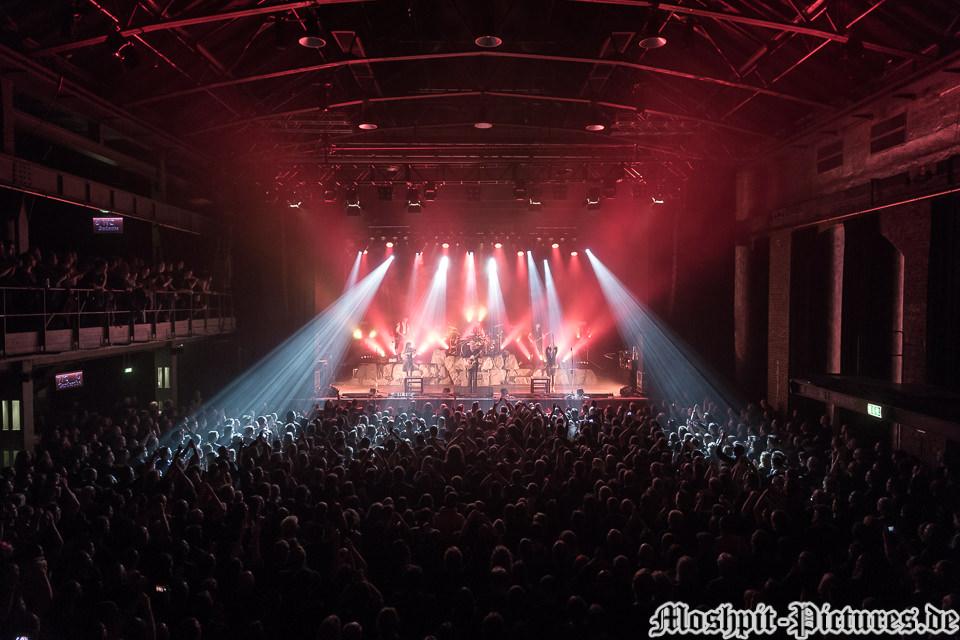 Schandmaul - Leuchtfeuer Tour 2017