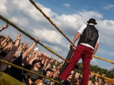 The Rock n Roll Wrestling Bash auf dem Summer Breeze Open Air 2018
