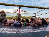 The Rock n Roll Wrestling Bash auf dem Summer Breeze Open Air 2018