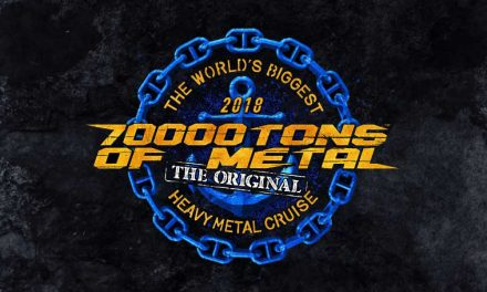 70000 Tons of Metal 2018: News