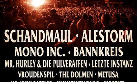 Feuertanz Festival 2018: News