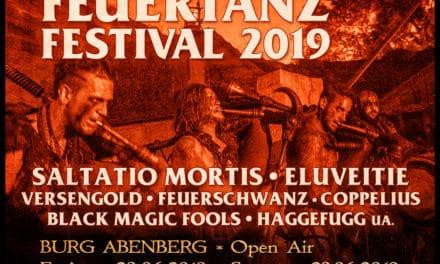 Feuertanz Festival 2019:News