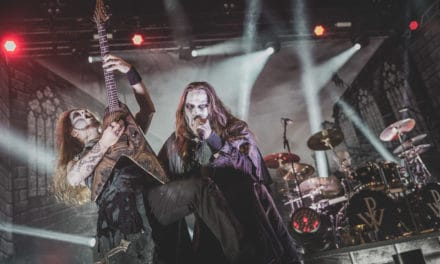 Powerwolf – Wiesbaden 12.01.17