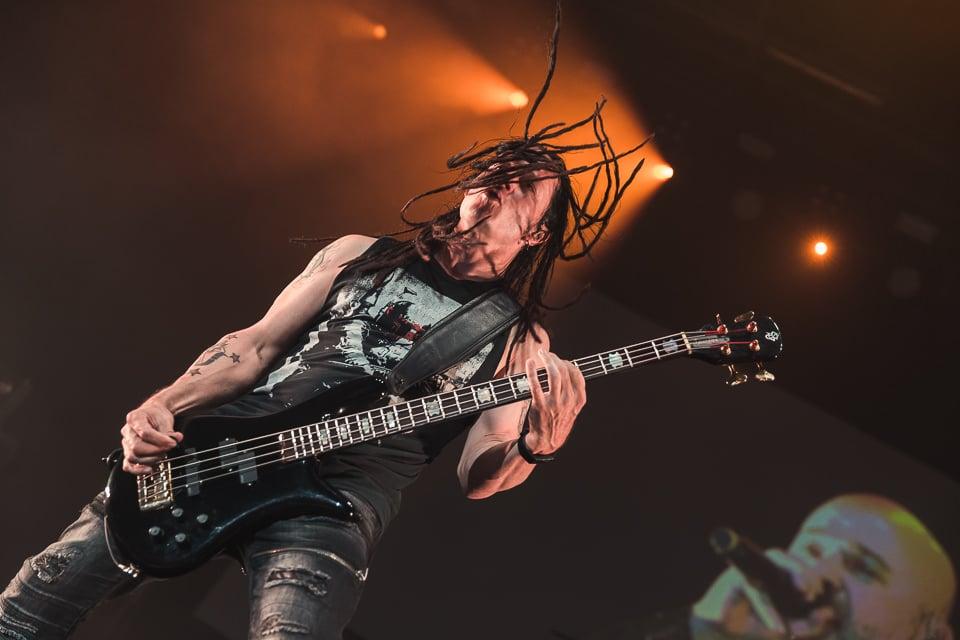Disturbed – Evolution Tour 2019