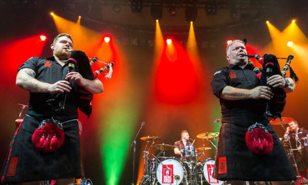 Red Hot Chilli Pipers Tour 2019