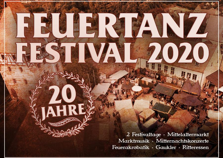 FEUERTANZ FESTIVAL 2020:NEWS